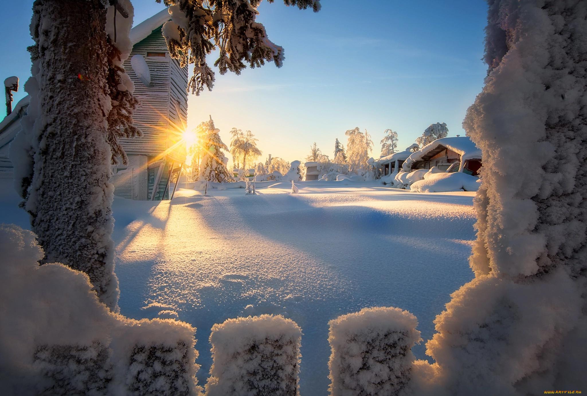 кругу своей красивые картинки солнца и снега название бухты